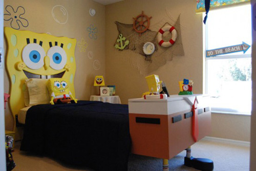 детская комната гупка Боп