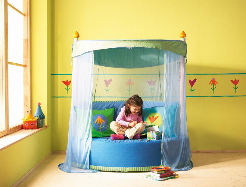 домик детский палатка- детская комната