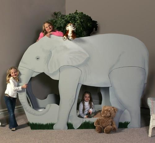 сланенок - детская комната