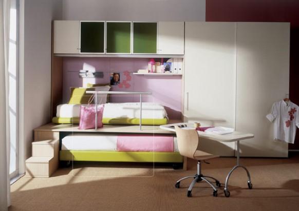 комплексный подход к детской комнате