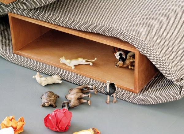 подушка карман