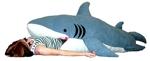 Акула спальный мешок.