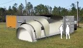 Модульный контейнерный дом