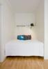 Дизайн для маленькой спальни.