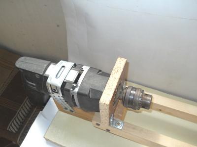 Самодельный токарный станок