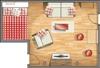 Три дизайн для однокомнатной квартиры!