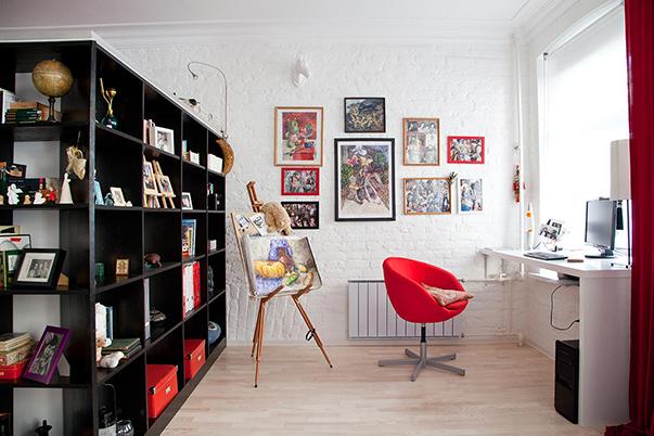 дизайн для квартиры студии Мастеровой