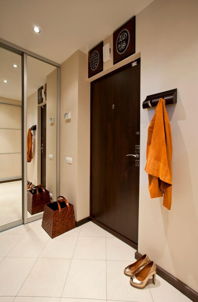 Хрущевка коридор пример дизайна