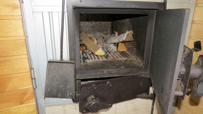 Печь для бани