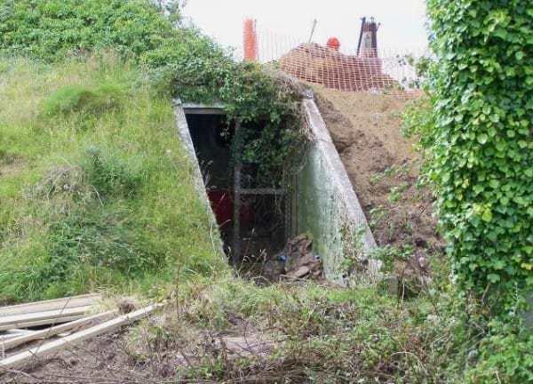 подземный бункер 1942 года
