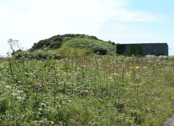 Уютный дом из бункера