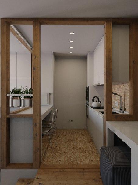 уютный дизайн для крохотной квартиры
