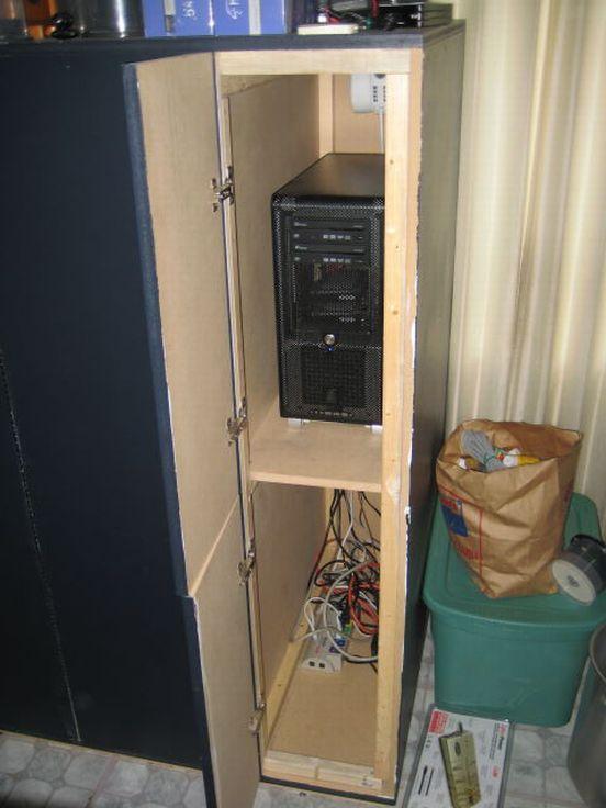 кабинет в маленькой квартире
