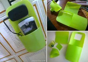 лайфхак - кормашик для телефона