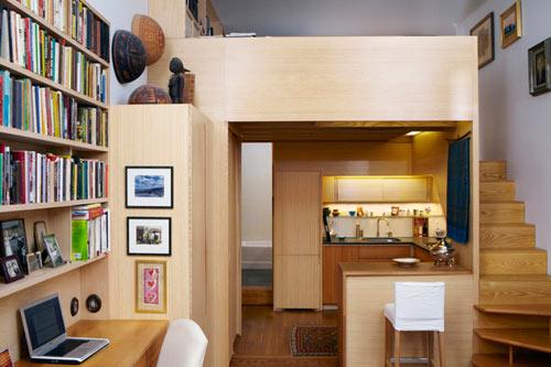 Крошечные апартаменты (22 кв.м.) или уютное гнездышко