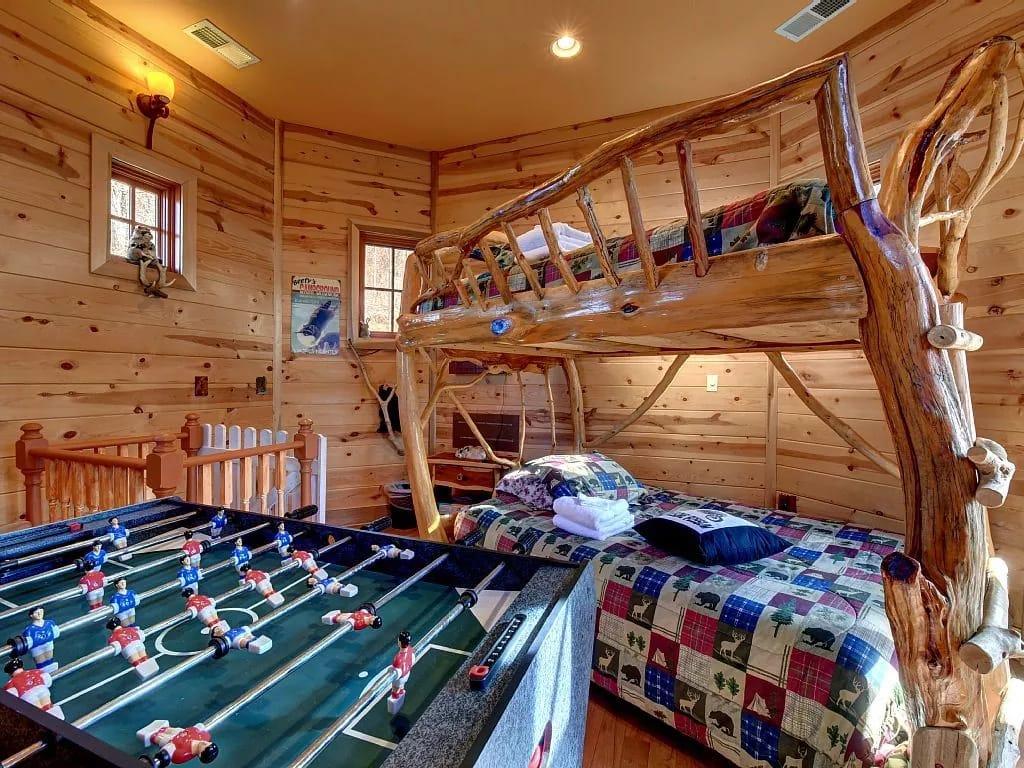 детская комната в маленьком доме
