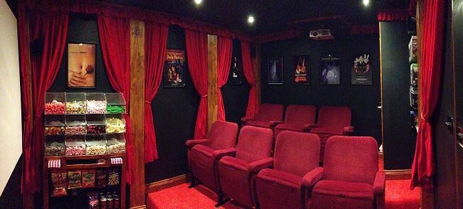 домашний мини кинотеатр