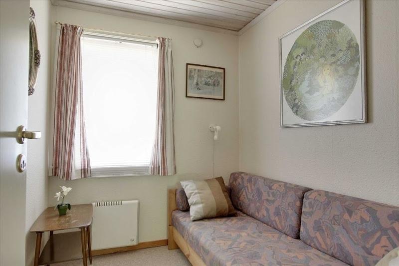 дачный домик - комната для гостей