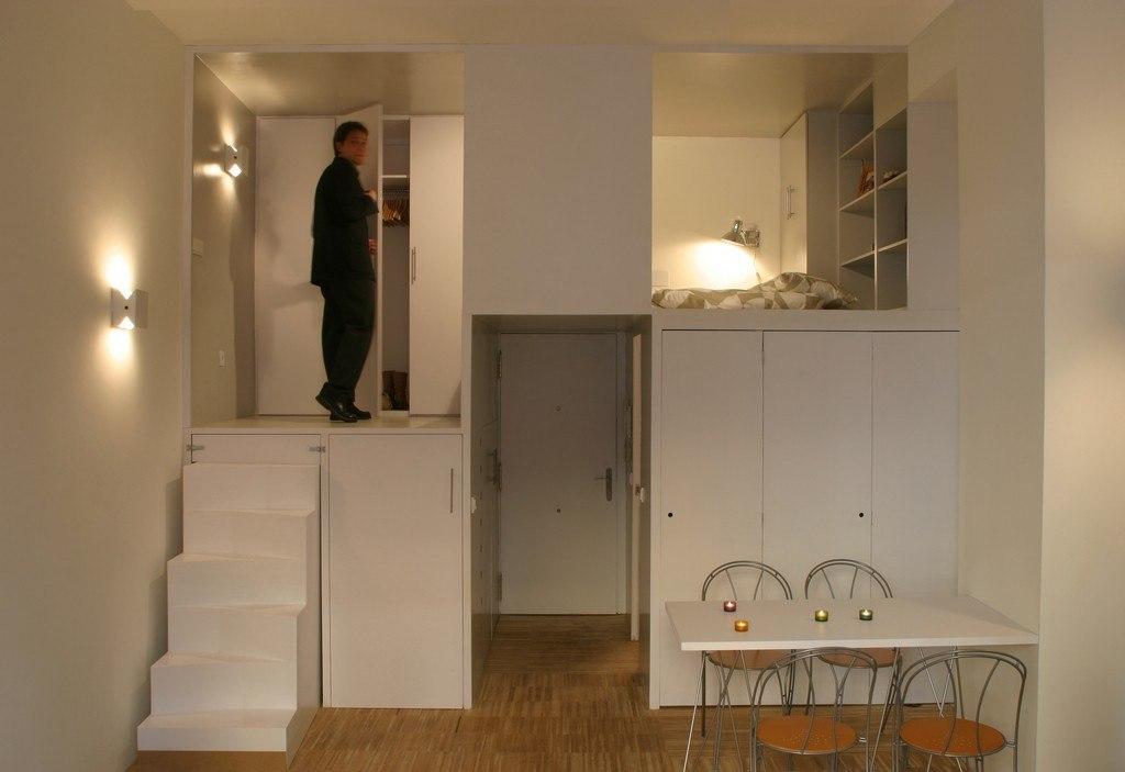 Маленькая квартирка «Головоломка»