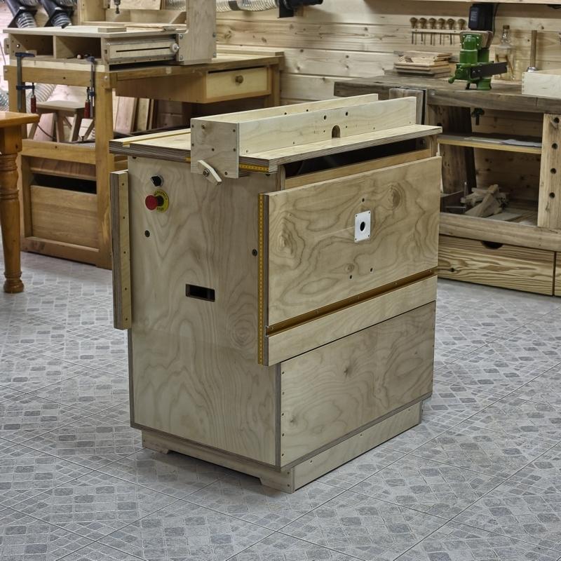 Универсальный фрезерный стол
