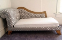 Как сделать стильный маленький диванчик своими руками.
